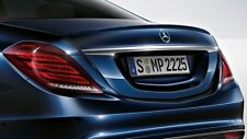 MERCEDES BENZ S Class w222 TAILGATE REAR trunk lip SPOILER door wing AMG Brabus