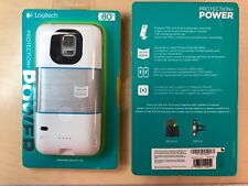 Logitech Samsung Galaxy S5 Battery Case 2300 mAh White