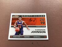 Cameron Johnson Draft Class 2019-20 panini - contenders basketball