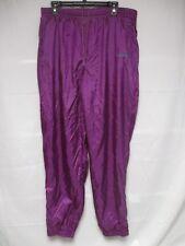 Pantalon ADIDAS VINTAGE violet années 90 parachute nylon pant oldschool 192 XXL