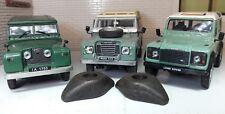 Land Rover Serie 2 2A 3 90 110 Schutz Abgaskrümmer Kopf Klemmen Set