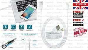 IPHONE CHARGING CABLE LEAD/USB DATA 5*6*5S*5C*6*7*8*10*X