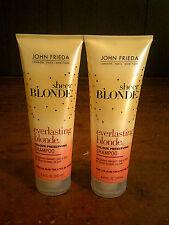 John Frieda Sheer Blonde Everlasting Blonde Colour Preserving Shampoo 8.45oz 2Pk
