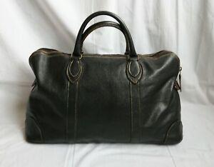 Comme Des Garçons Leather Bowling Bag