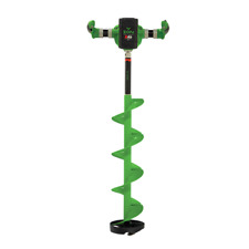 """39350 G2 NEW ION 8"""" ICE FISHING AUGER 6 AMP REVERSE 3 YEAR WARRANTY"""