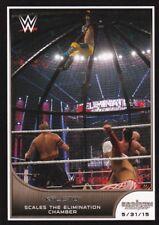 Kalisto -  2016 Topps WWE Road to Wreslemania, #36