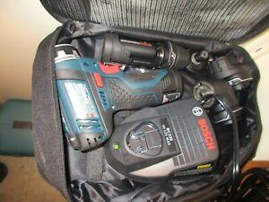 Bosch GSR12V-140FC 12v Max FlexiClick 5-in-1 Drill/Driver System