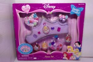 Disney Princess Design your own! Tiara Set & Play Wand