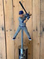 CHICAGO CUBS Tap handle Rizzo Beer Keg Kegerator MLB Baseball Gray Jersey