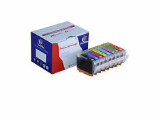 8 Pack CLI-8 Ink Set For Canon PIXMA Pro9000 PIXMA Pro9000 Mark II