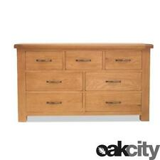 Oak More than 6 Unbranded Modern Chests of Drawers