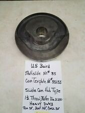 New listing Us Baird Multislide Cam Hub Type