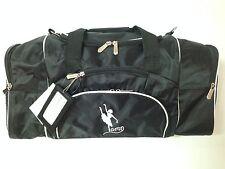 AMDance Designs NEW Black with White Trim Dance Bag