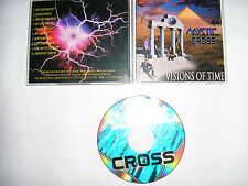 MYSTIC CROSS - Visions of time     1995   SELFPROD  1.press