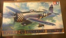 Tamiya Republic P-47d Thunderbolt Bubbletop 61090 1/48 2003