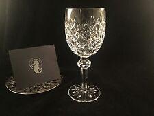 "Waterford Crystal Stemware Powerscourt Water Goblet 7 5/8"""