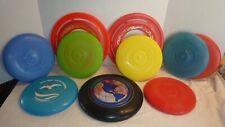 9 Vintage Wham-O Frisbees Frisbee Lot
