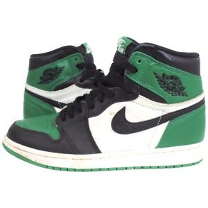 Nike Air Jordan 1 Retro High OG Pine Green 555088-302 Size 9