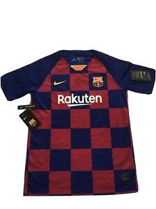 LIONEL MESSI SIGNED BARCELONA FOOTBALL SHIRT