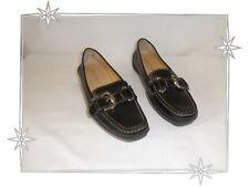 Magnifiques Chaussures Mocassins  Noir Geox Pointure 38