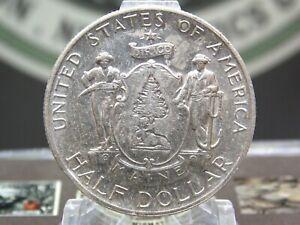1920 Maine Centennial Half Dollar 50c #1 East Coast Coin & Collectables, Inc.