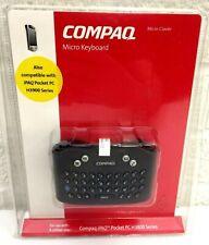 Compaq iPAQ 250111-001 Micro Keyboard for 3800, 3900, 5400 Series New!