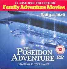 THE POSEIDON ADVENTURE: PROMO DVD: RUTGER HAUER, ADAM BALDWIN, STEVE GUTTENBERG