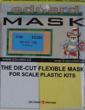 Eduard 1/48 EX388 Canopy Mask for the Meng Models Messerschmitt Me410 Kit