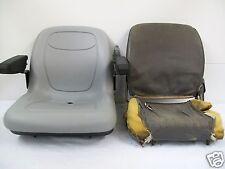 GRAY SEAT  KUBOTA L3010,L3410,L3710,L4310.L4610 COMPACT TRACTORS,L48 BACKHOE #KJ