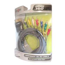 Xbox 360 Component Hd Av Cable De Audio Óptico Puerto