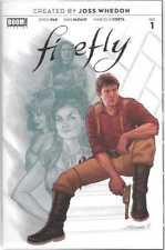 Firefly 1 Joe Quinones Variant Serenity Joss Whedon Greg Pak Nathan Fillion Nm