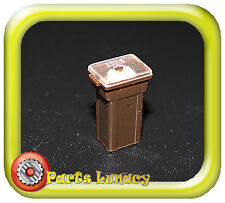 Fusible Fuse Link Female Mini Type 1 120 Amp Dark Brown - PARTS LUNACY