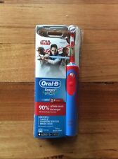 ORAL B ELECTRIC TOOTHBRUSH STAR WARS AGE 5+ EXTRA SOFT