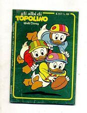 Walt Disney # GLI ALBI DI TOPOLINO # N.1117 Aprile 1976 # Mondadori