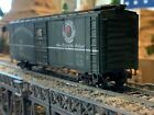 HO Scale Athearn 40' BoxCar NP Northern Pacific professionally weathered DETAILS