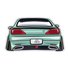 SILVIA S15 JDM Sticker Decal Car JDMSB Garage Drift Vinyl #1501K