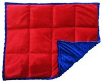 Weighted Lap Blanket Weighted Lap Pad For Adults & Children Sensory Toy | 7 lbs