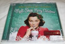 Early ROCK & ROLL CLASSICS Malt Shop CHRISTMAS Music CD Sealed TARGET Exclusive