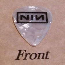 NINE INCH NAILS band Signature Logo guitar pick - Style D2