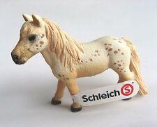 SCHLEICH Farm Life Horse 13759-Falabella Gelding-NUOVO CON ETICHETTE!!