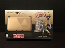 Brand New Nintendo 3DS XL Link Between Worlds Limited Edition