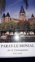 Paray-le-monial Michel Cosse Art et contemplation 1987 signé dédicacé