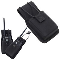 Universal Nylon Radio Case Holder Holster Pouch Bag for Radios Walkie Talkies wx