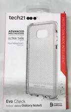 Brand New Original Tech21 Evo Check Anti-Shock Case for Samsung Galaxy Note 5 -!