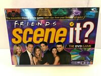 Scene It? Friends Edition by Screenlife 2005 Complete