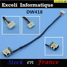 CONECTOR DC JACK HP Pavilion DV7-4000 Series (With cable)