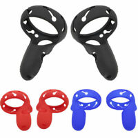 Portable Silicone Protective Skin Cover Handle Straps for Oculus Quest Rift S VR