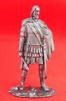 54mm Tin Miniature Model Figure Toy soldier 1:32 Ancient Roman legionary