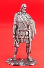 54 mm Tin Miniature sculpture Figure Toy soldier 1:32 Ancient Roman legionary