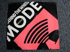 Depeche Mode-Behind the Wheel 7 PS-1987 USA-Sire Mute Records-POP